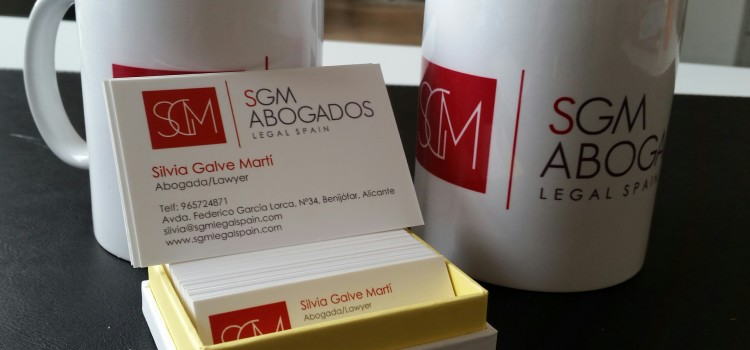 Our new Business Cards and Mugs have arrived!