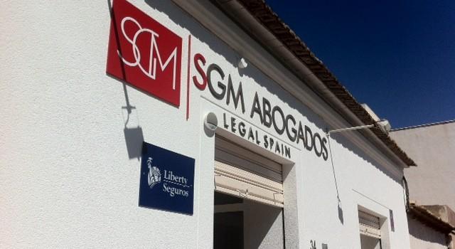 SGM LEGAL SPAIN VIDEO