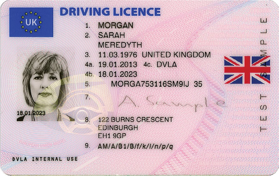 fake driving licence template - blog archives repackwedding